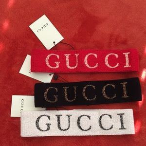 Authentic Gucci Headband